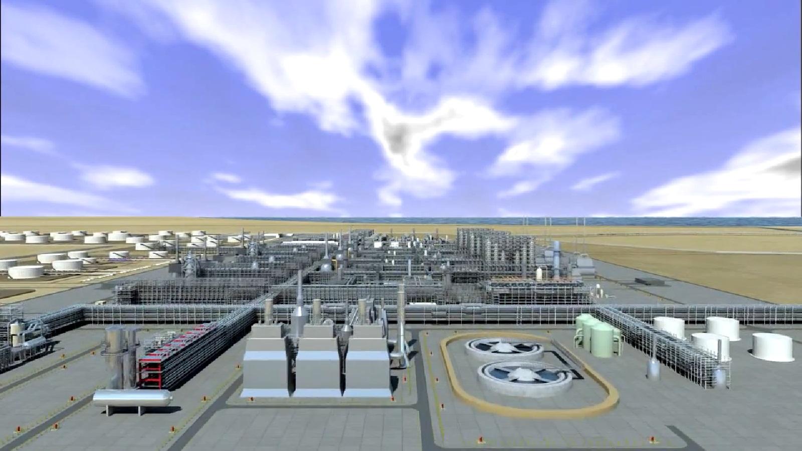 Al Zour Refinery - Kuwait
