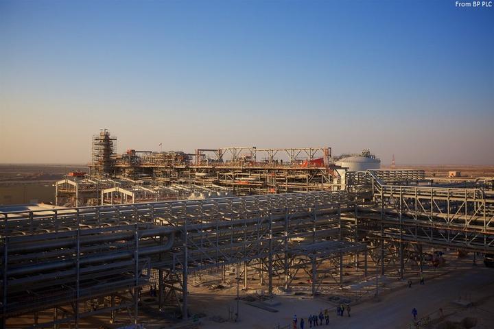Khazzan Oil Field