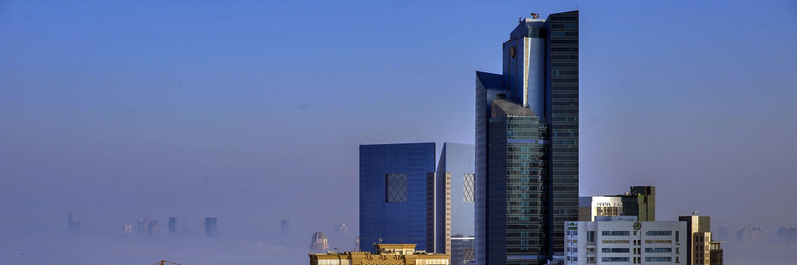 Qatar Silhouette Tower