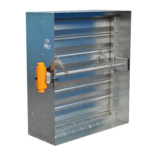 Tunnel Ventilation Damper_5-4